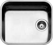 Apell FE450UBC Lavello Cucina Sottotop 1 Vasca 47 cm Acciaio
