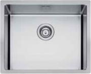 Apell LNR54FSFR Lavello Cucina 1 Vasca Acciaio Inox Incasso 54 cm  Serie Radius