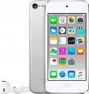 """Apple Lettore Mp3 iPod Touch 32 GB display 4"""" MultiTouch Argento MD720BT  A"""
