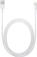 Apple MD818ZMA Adattore Cavo da Lightning APPLE a USB  - White Bianco