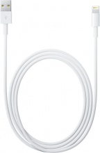 Apple MD819ZMA Cavo Lightning USB per iPhone lunghezza 2 Mt colore Bianco