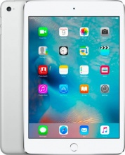 "Apple MK772TYA Ipad Mini 4 Tablet 7.9"" 128 Gb Wifi 4G Bluetooth iOS 9 Argento"