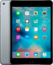 "Apple iPad Mini 4 - Tablet 7.9"" Touch 128 Gb Wi-Fi AirPlay iOS 9 - MK9N2TYA"
