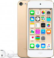 "Apple iPod Touch Lettore MP3 MP4 16 GB 4"" WiFi Bluetooth 8 Mpx iOS 8 MKH02BTA"