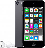 """Apple iPod Touch Lettore MP3 MP4 16 GB 4"""" Touch WiFi Bluetooth iOS 8 MKH62BTA"""