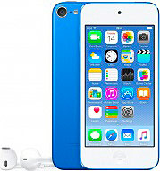 "Apple iPod Touch Lettore Mp3 Mp4 64GB 4"" Touch WiFi Bluetooth iOS 8 MKHE2BTA"