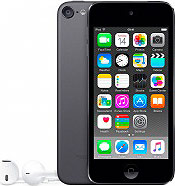 "Apple iPod Touch Lettore Mp3 Mp4 64 GB 4"" Touch WiFi Bluetooth iOS 8 MKHL2BTA"