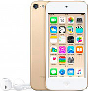 "Apple iPod Touch Lettore MP3 MP4 32 GB 4"" WiFi Bluetooth 8 Mpx iOS 8 MKHT2BTA"