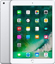 Apple iPad Tablet 9.7 Retina Touch Screen 32 GB Wifi iOS 10 Argento MP2G2TYA