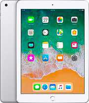 "Apple Tablet 9.7"" Wifi 32 Gb iOS 11 colore Silver MR7G2TYA - iPad 2018 WiFi"