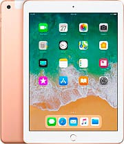 "Apple MRM22TYA Tablet 9.7"" DC-HSDPA LTE 128 Gb iOS 11 Gold  iPad 2018 Cellular"