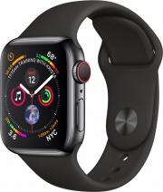 Apple MTVL2TYA Watch Series 4 Cellular Smartwatch Cardio GPS 4G watchOS 5 Nero