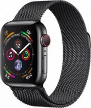 Apple MTVM2TYA Watch Serie 4 Smartwatch 4G eSim Sport GPS watchOS 5 Nero MTVJ2TYA