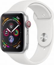 Apple MTVR2TYA Watch Serie 4 Cellular Smartwatch 4G eSim Cardio GPS Bianco