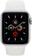Apple MWX12TYA Watch Serie 5 Smartwatch Orologio Cardio GPS watchOS 6 Bianco