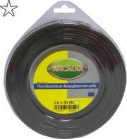 Arcadia 0047R33S8031 Filo Nylon Pentagono mm 3,3 M 40 Master