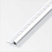 Arcansas 72318 Profilo Jolly Alluminio Lucido mm 8 H. cm 250 Pezzi 5