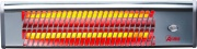 Ardes 437 Stufa Stufetta elettrica parete Infrarossi Quarzo Max 1200W