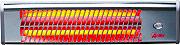 Ardes Stufa Stufetta elettrica parete Infrarossi Quarzo Max 1200W - 437