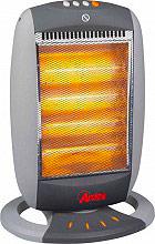 Ardes Stufa Stufetta elettrica Alogena basso consumo Oscillante 454