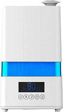 Ardes 8U20 Umidificatore Ultrasuoni Ionizzattore Purificatore Aria Timer Bianco