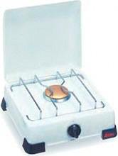 Ardes Fornello a gas 1 fuoco Potenza 1900 W col Bianco - 9S01 FM