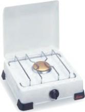 Ardes 9S01 FG GPL Fornello a gas 1 fuoco Potenza 1900 Watt col Bianco