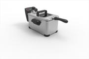 Ardes AR1D30 Friggitrice Elettrica Capacità 3 litri 3 2100 W Acciaio  Dorella 30