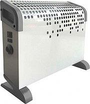 Ardes Termoconvettore Stufa elettrica 2000 Watt Termostato Timer Turbine AR4C03T