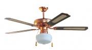 Ardes Ventilatore Soffitto con Luce 4 Pale ø 130 cm 3 velocità CLOUD 130D