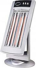 Ardes B02 Stufa elettrica al Carbonio Infrarossi Max 900W Oscillante
