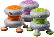 Ardes Massaggiatore Elettrico Infrarossi Universale Portatile Arancio M244OR