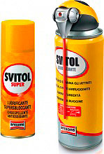 Arexons 4129 Svitol Sbloccante Spray lubrificante Antiossidante 400 ml 4127