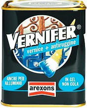 Arexons Vernice Antiruggine Ferro Smalto Gel 750 ml Giallo Vernifer 4869
