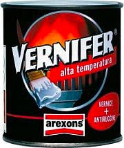 Arexons Vernice Antiruggine Ferro Smalto Gel Alta temperatura 250ml Vernifer 4898