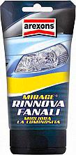 Arexons Detergente per Fanali Auto Rinnova e pulisce 150 ml 8249