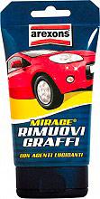 Arexons Rimuovi Graffi per Auto in pasta anche per Residui in Gomma 150 ml 8250