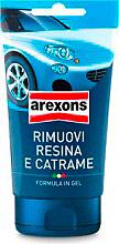 Arexons 8354 Rimuovi Resina e Catrame tubo gel confezione 100 ml