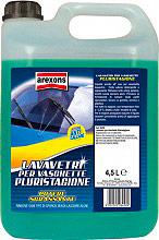 Arexons 8458 Additivo Lavavetri concentrato per Auto Azione Antigelo 4.5 litri