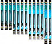 Arexons Spazzole Tergicristallo attacco Universale cm 39 - Flat Blade - 8886