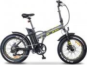 Argento Bike AR-BI-210024 Bicicletta Elettrica E-Bike 250 W Max 70 kg Silver
