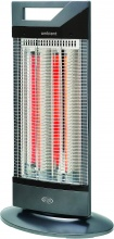Argo Ambient Stufa elettrica carbonio 1000 Watt Oscillante Antracite  - OUTLET