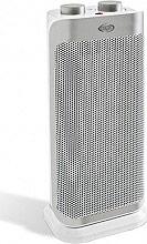 Argo BOOGIE PLUS Termoventilatore Ceramico Stufa Elettrica 2000W Termostato