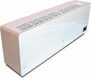 Argo CHIC SILVER Termoventilatore parete Ceramico Stufa elettrica 2000W Timer