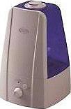 Argo Umidificatore ultrasuoni Capacità serbatoio 4,5 Litri 25W Timer DROP