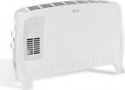 Argo JAZZ T Termoconvettore Stufa elettrica 2000 Watt Termostato Timer Bianco