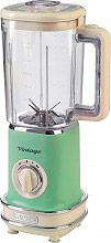 Ariete 00C056804AR0 Frullatore 1500 ml 500 W Bicchiere Graduato Verde  Vintage