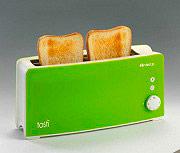 Ariete Tostapane per Toast 2 Fette 6 Livelli cottura Long Slot Toster 12702