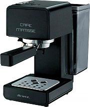 Ariete 136310 Macchina Caffè Cialde Espresso Cappuccino Polvere 2 Tz Matisse Nero 1363