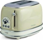 Ariete 15503 Tostapane 2 Fette Tosta pane 810W 6 Livelli Cottura  Toaster Vintage